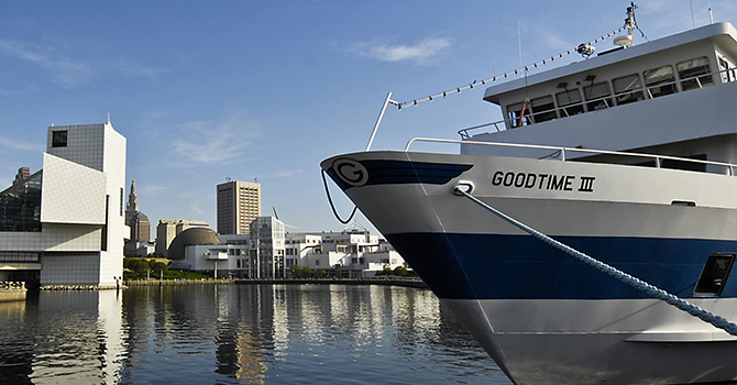 Goodtime Friday Happy Hour & Dance Cruises