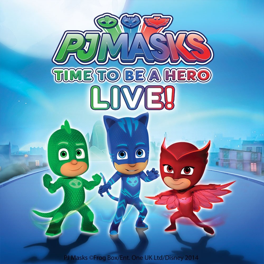 PJ MASKS LIVE! Ticket Giveaway