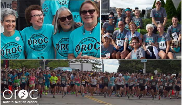 OROC OutRun Ovarian Cancer