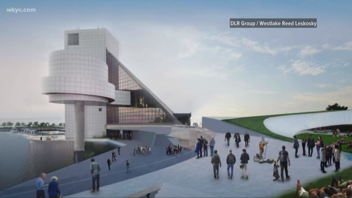 Rock and Roll Hall of Fame plans expansion that would link to Great Lakes Science Center